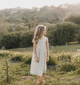 Rylee + Cru Buds Zoe  Maxi Tank Dress