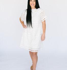 Middleton Circle Eyelet Dress