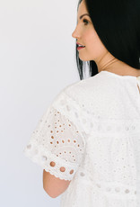 Middleton Eyelet Dress