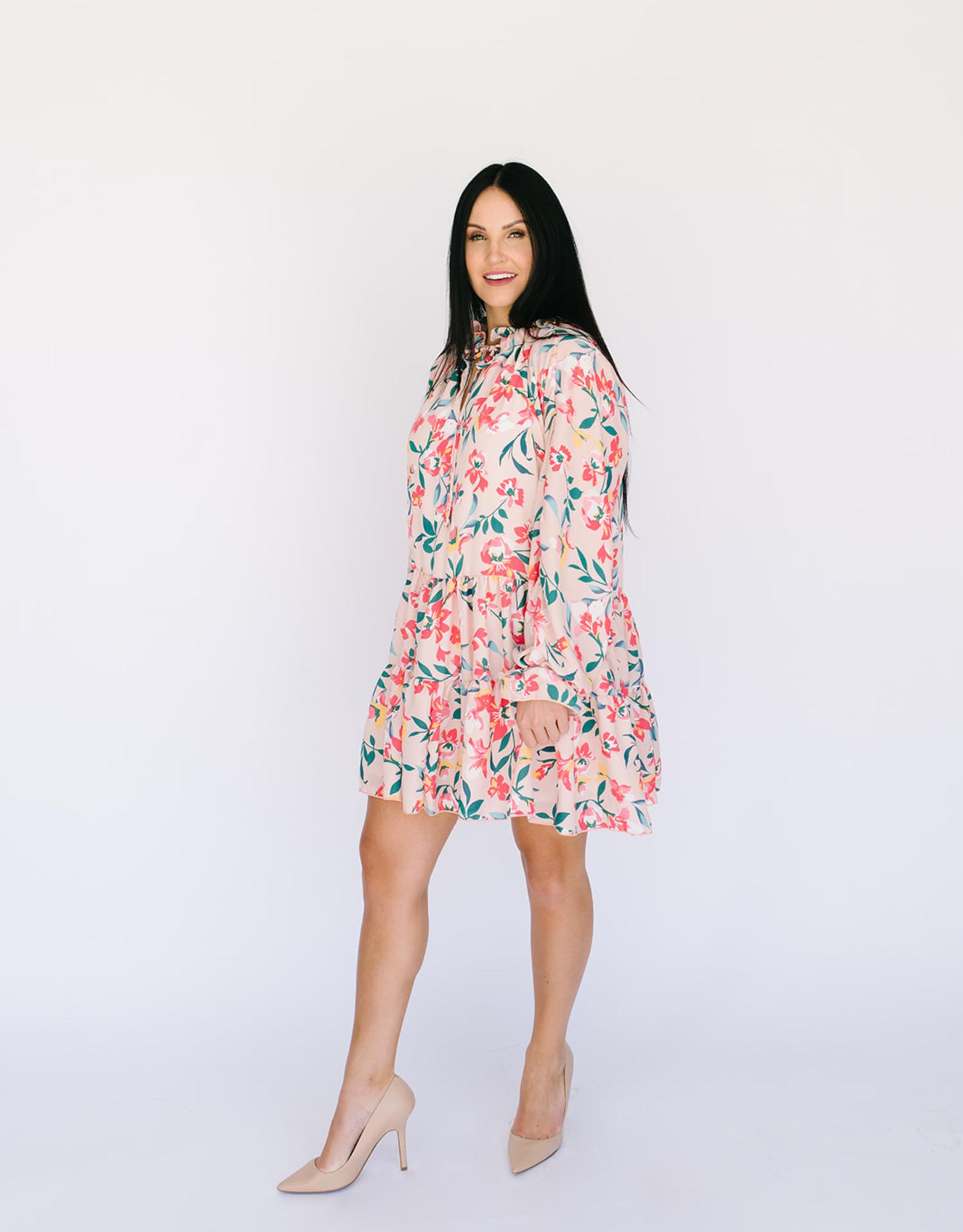 Berkshire Bright Floral Dress