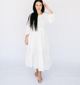 Perth Gauze  Dress