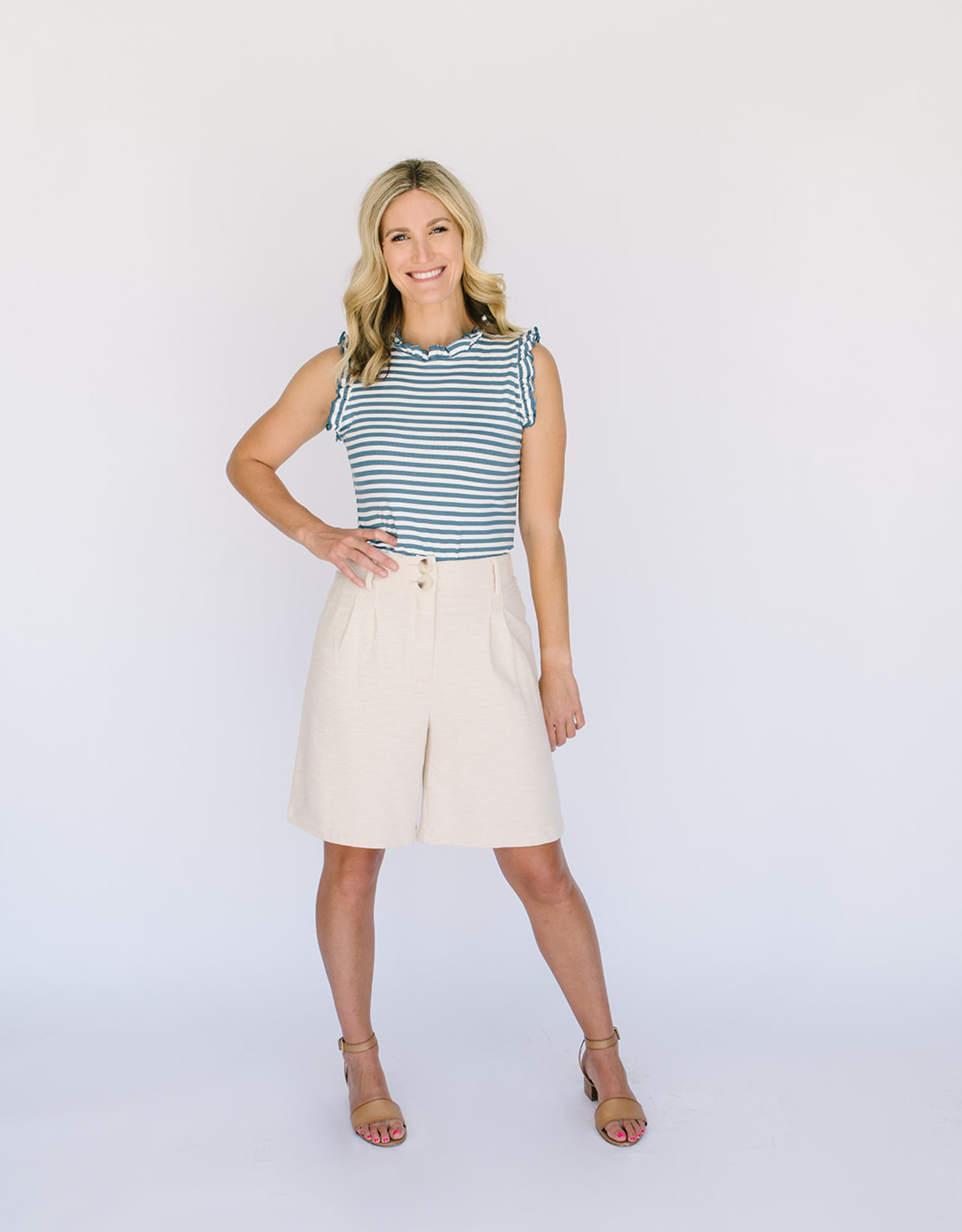 Tower Hill Stripe Top