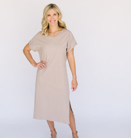 Welling Tee Taupe Dress