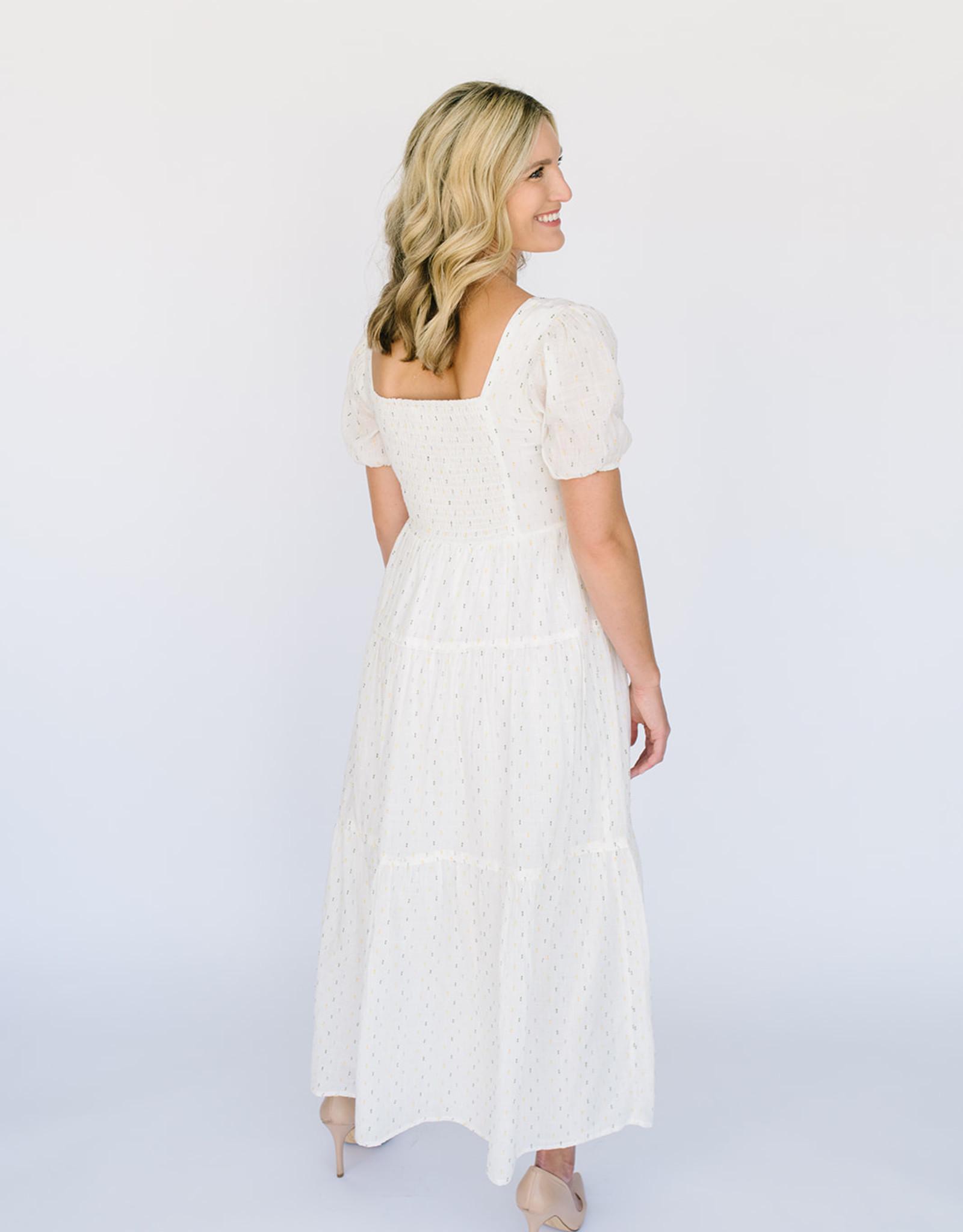 Newry Swiss Dot Dress