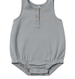 Quincy Mae Tank Bubble in Slate Solid