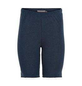 Creamie Navy knit Bike short