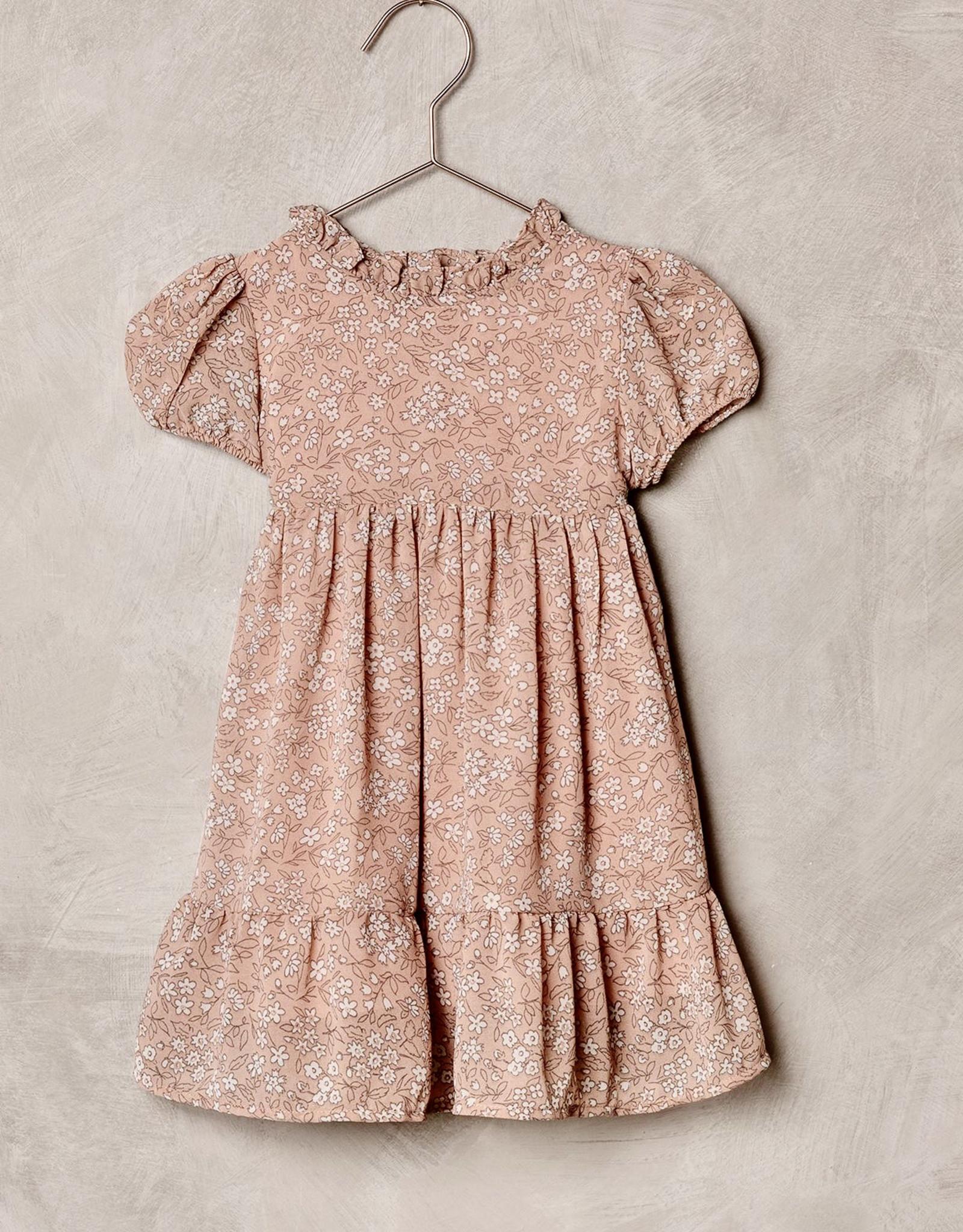 Nora Lee Rose Print Wendy dress