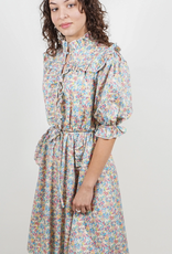 Pink Coventry Dress floral