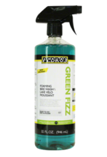 Pedro's PEDRO'S Green Fizz Concentrated Foaming Bike Wash: 33.8oz/1 liter