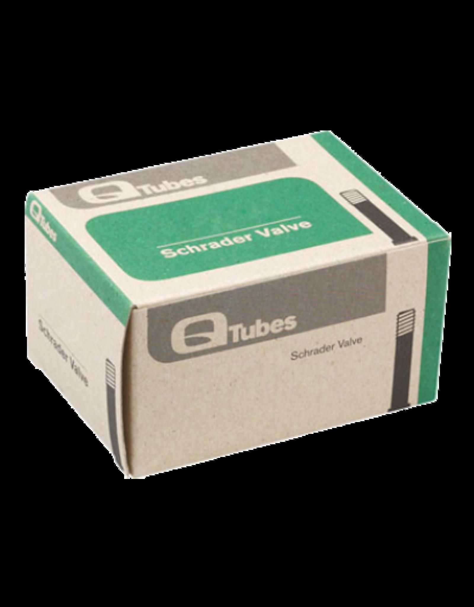 """Q-Tubes Q-Tubes 24""""x 1.9-2.125"""" Schrader Valve Tube"""