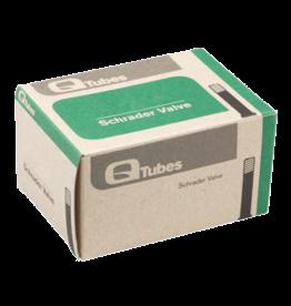 """Q-Tubes Q-Tubes 20"""" x 1.75-2.125"""" Schrader Valve Tube"""