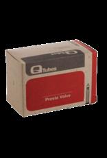 """Q-Tubes Q-Tubes 24"""" x 2.1-2.3"""" 32mm Presta Valve Tube 188g"""