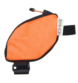 Oveja Negra Snack Pack TT Bag Small Angled: Flo Orange