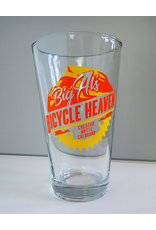 Big Al's Big Al's Pint Glass Chainring Design
