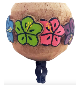 CRUISER CANDY DRINK HOLDER COCONUT CUP: LAILA