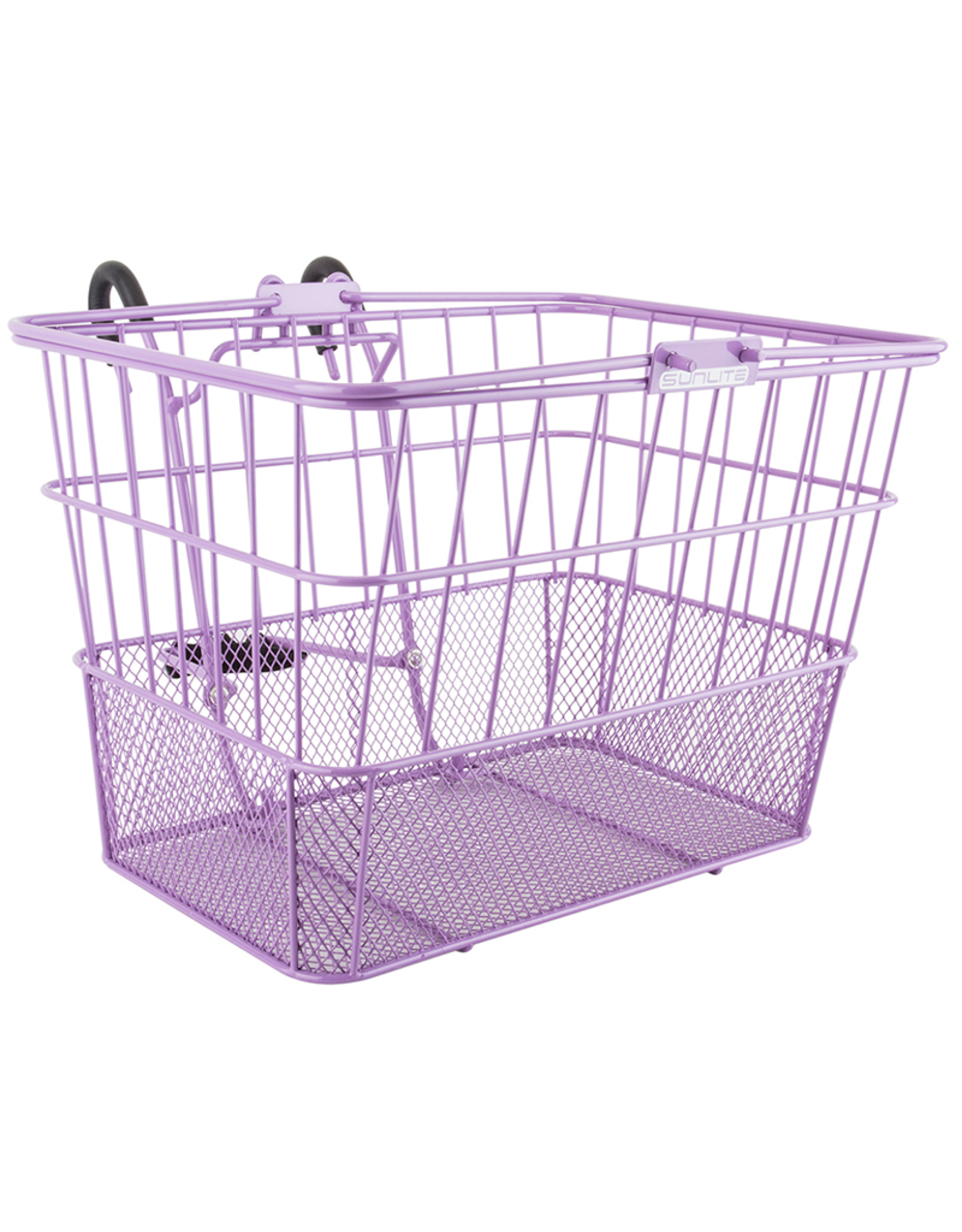 SUNLITE Front Basket: Wire Mesh Lift Off: Purple