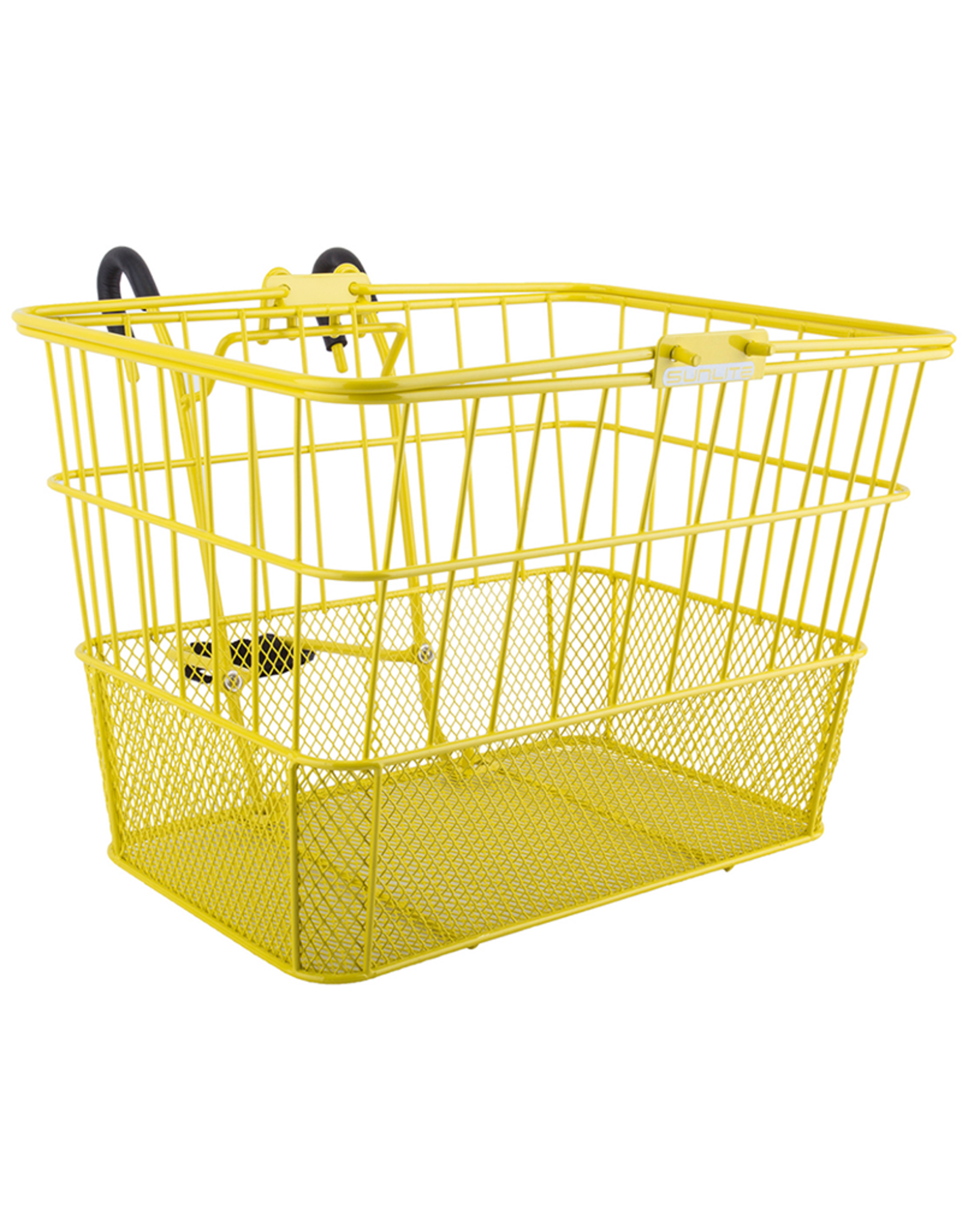 SUNLITE Front Basket: Wire & Mesh Lift Off: Yellow