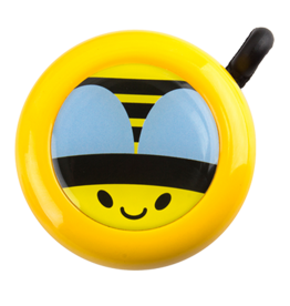 SUNLITE Bumble Bee Bell: YELLOW