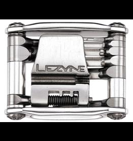 Lezyne Stainless Steel 12 Bit Multi Tool: Silver