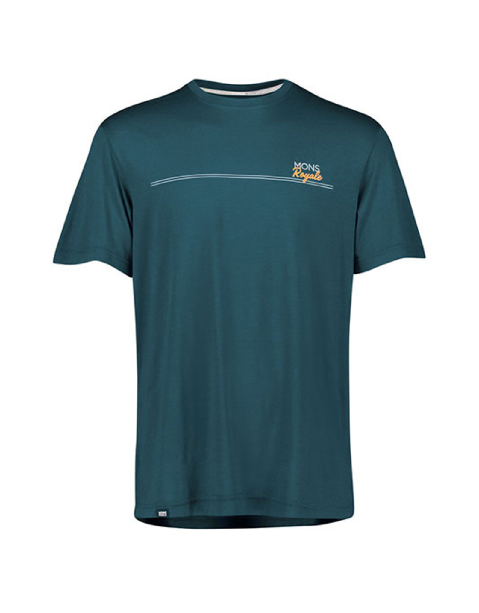 MONS ROYALE Mens Tarn Freeride T Atlantic XL