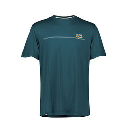 MONS ROYALE Mens Tarn Freeride T Atlantic L