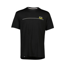 MONS ROYALE Mens Tarn Freeride T Black M