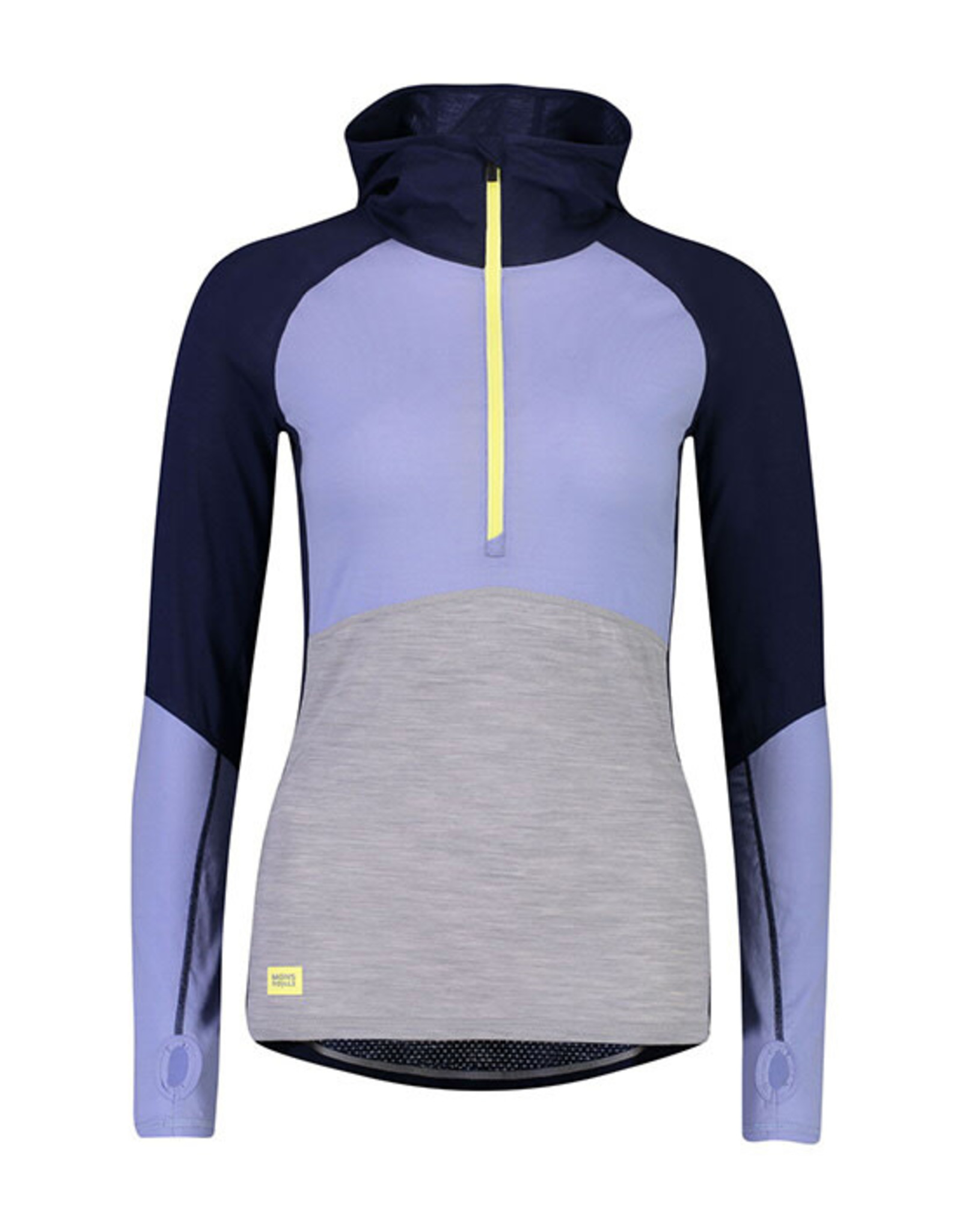 MONS ROYALE Bella Tech Hood Navy/Blue XS