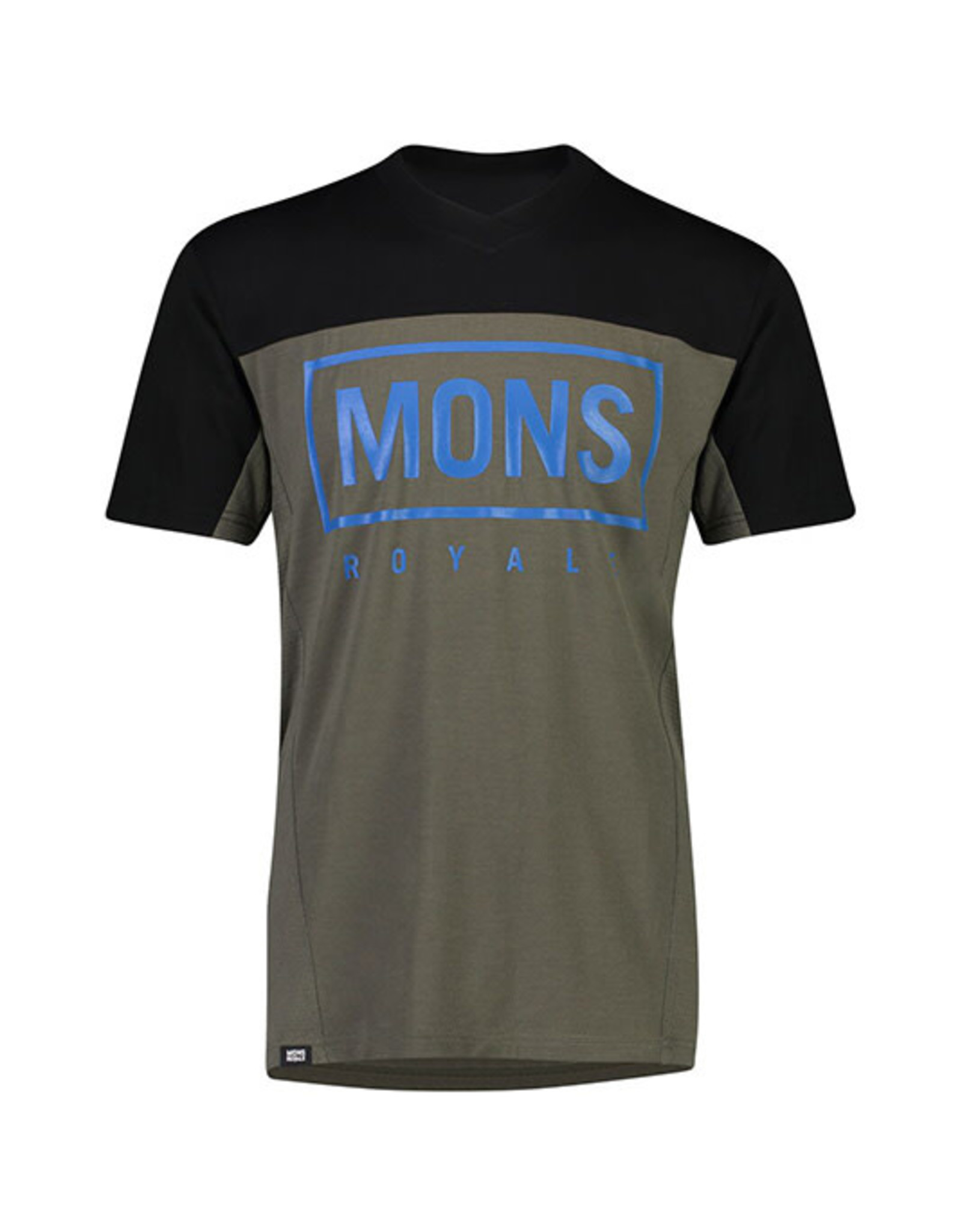 MONS ROYALE Redwood Enduro VT Olive/Black M