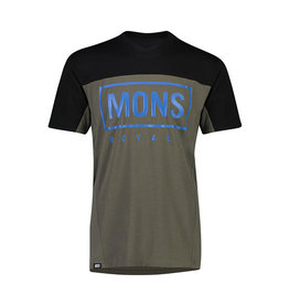 MONS ROYALE Redwood Enduro VT Olive/Black L