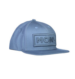 MONS ROYALE Connor Cap Denim