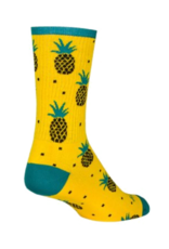 Sock Guy Pineapple Crew
