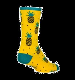 Sock Guy Pineapple Crew