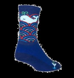 Sock Guy Oh Whale Crew