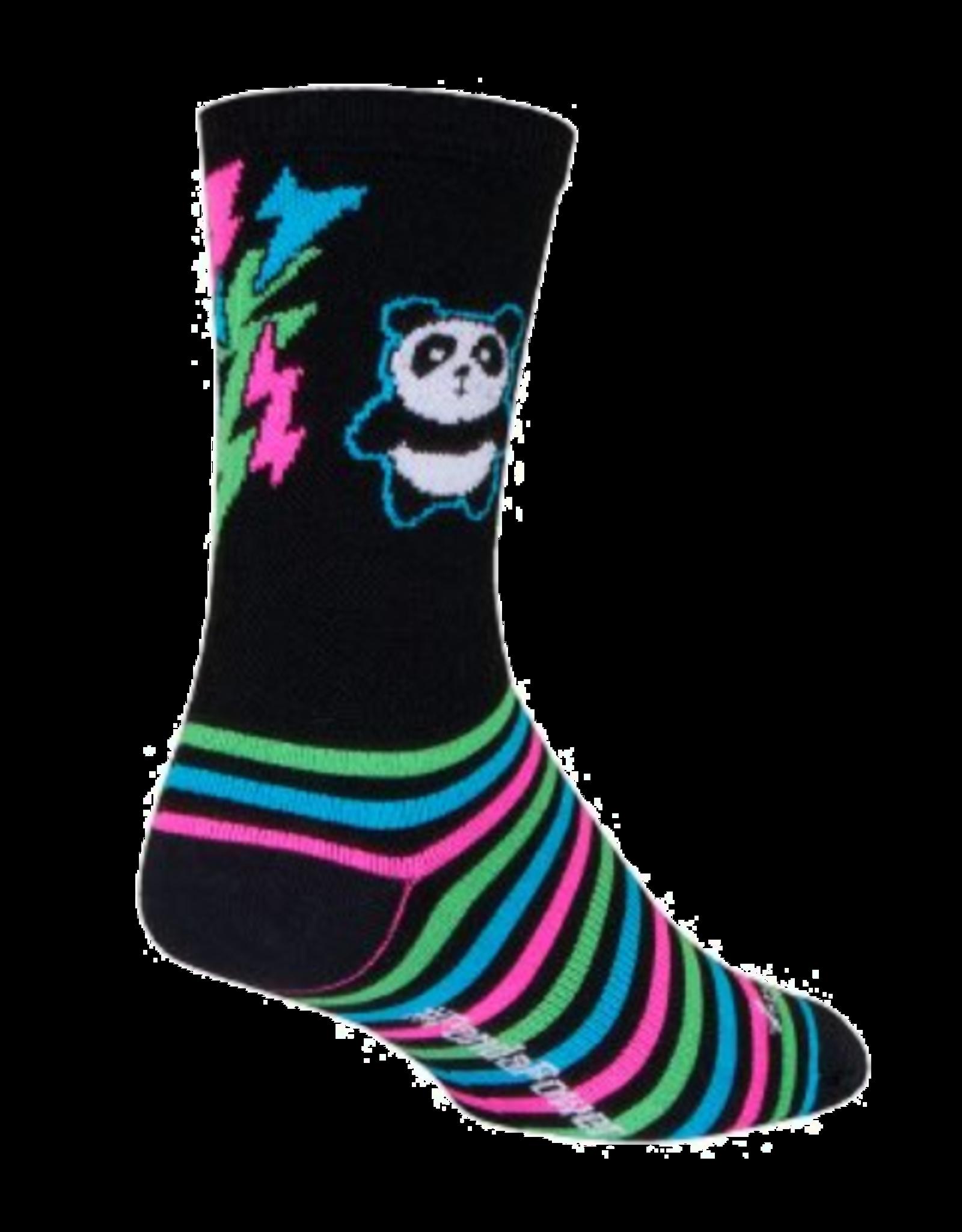 Sock Guy Panda Power 2 Wool