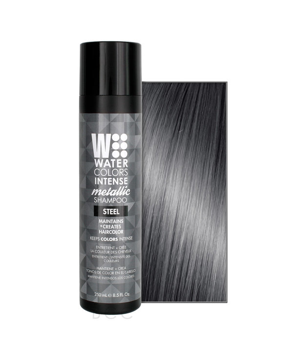 Water colors steel shampooing 250ml