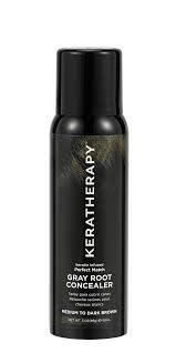 Spray repousse Noir
