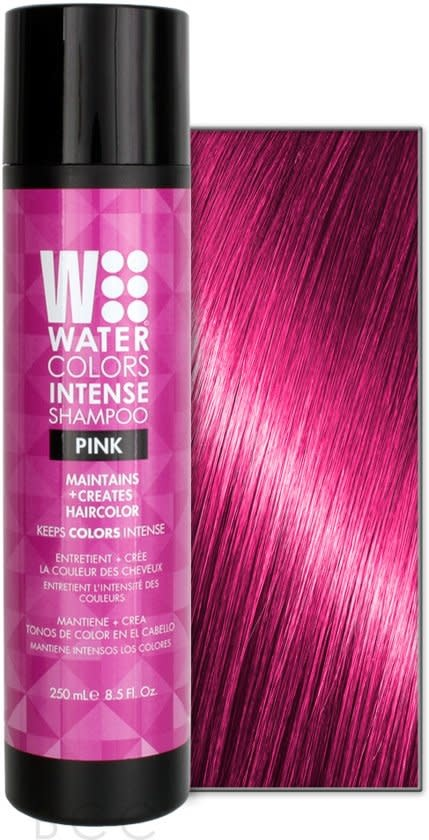 Water colors pink shampooing 250ml