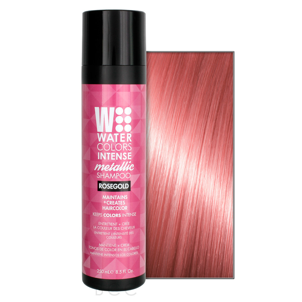 Water colors rosegold shampooing 250ml