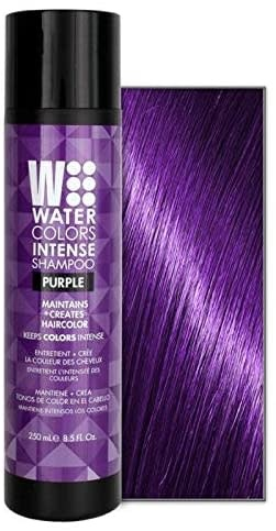 Water colors purple shampooing  250ml