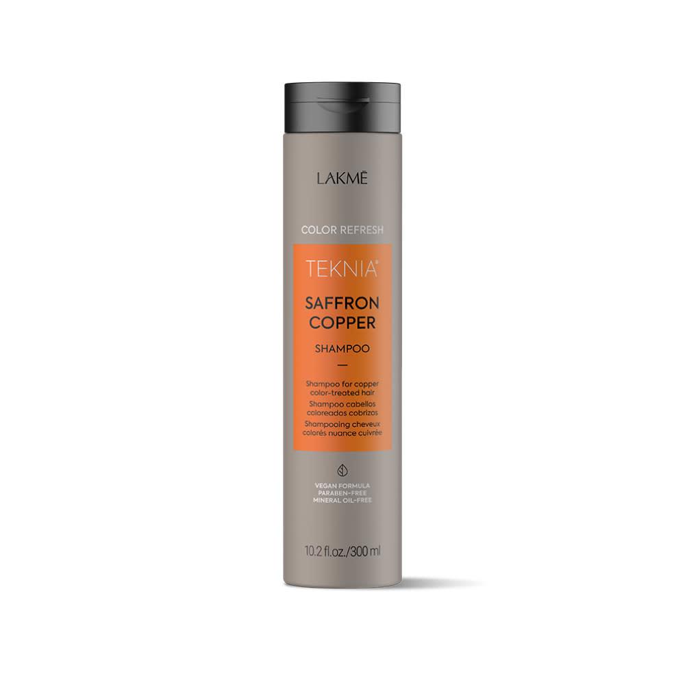 Lakmé TEKNIA saffron copper shampooing 300ml