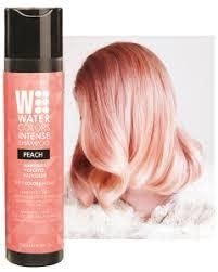Water colors peach shampooing 250ml