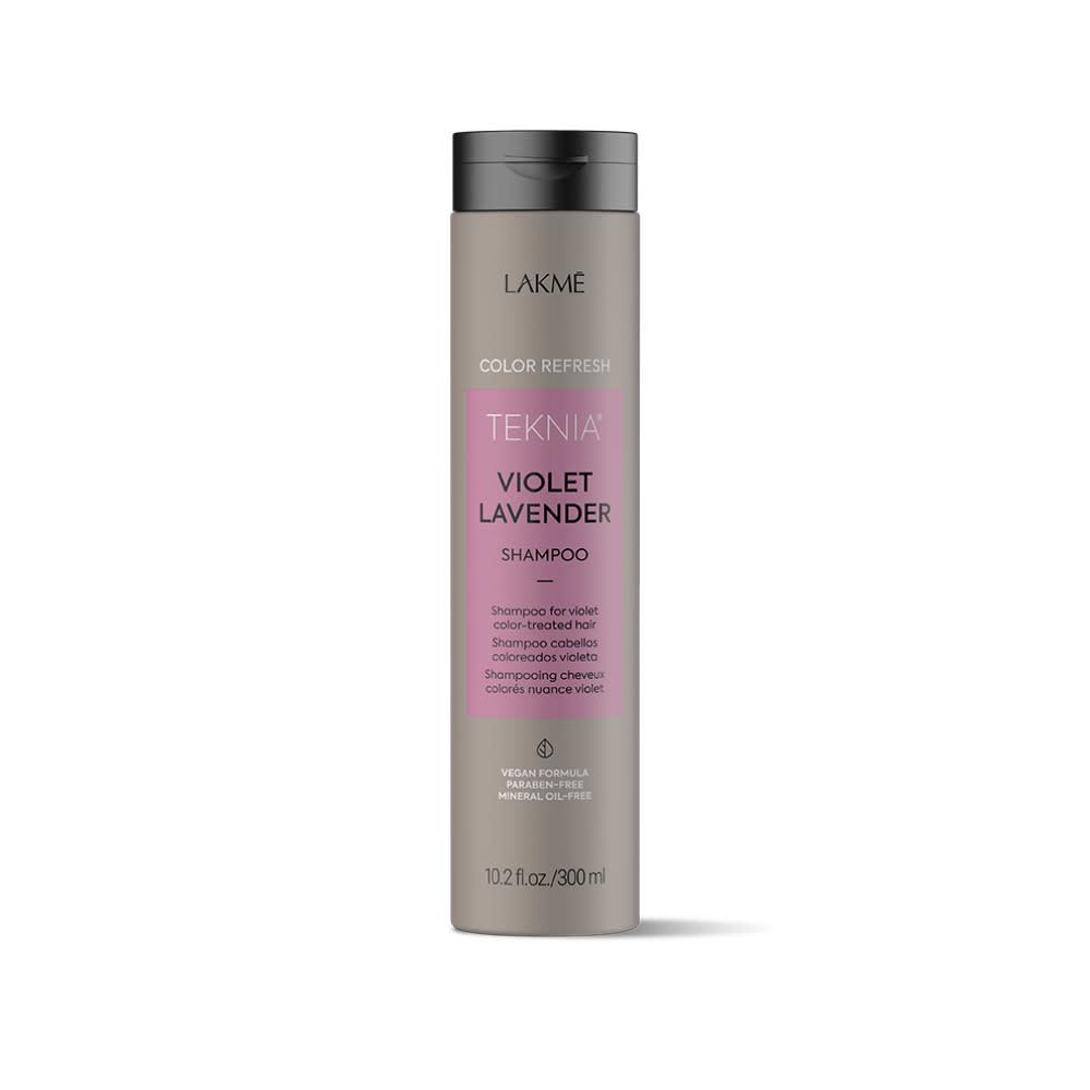 Lakmé TEKNIA vilolet lavender shampooing 300ml