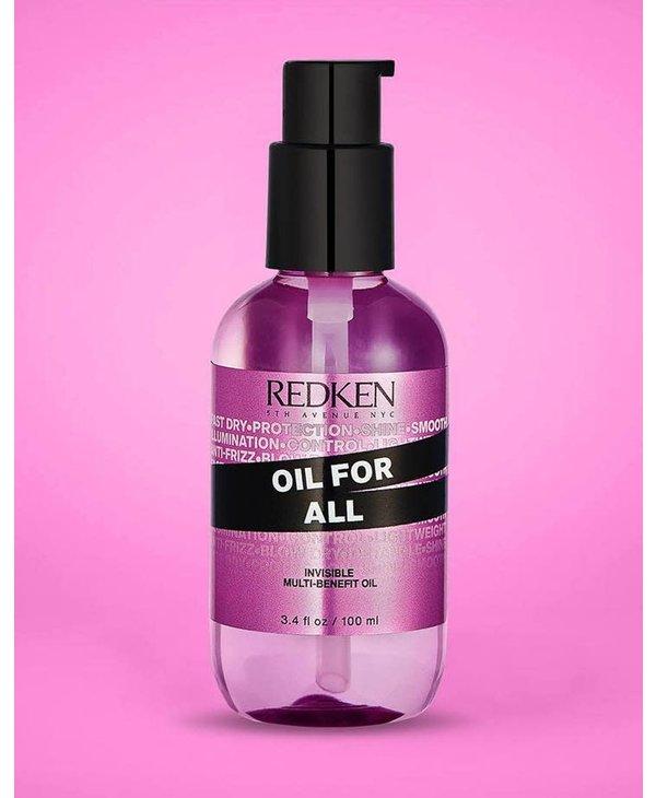 Oil for all huile multibienfait 100ml