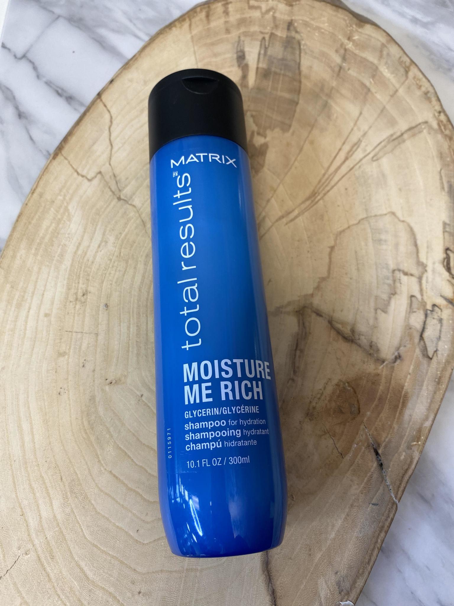 Matrix Moisture me rich shampooing 300ml