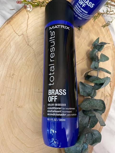 Matrix Brass off Conditionneur 300ml