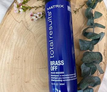 Brass off shampooing 300ml