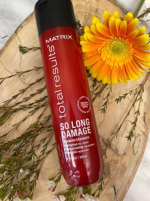 Matrix So long damage Shampooing 300ml