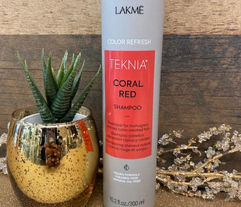 TEKNIA coral red shampooing 300ml