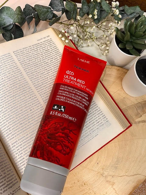 Lakmé TEKNIA ultra red traitement 250ml