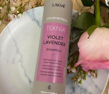 TEKNIA vilolet lavender shampooing 300ml
